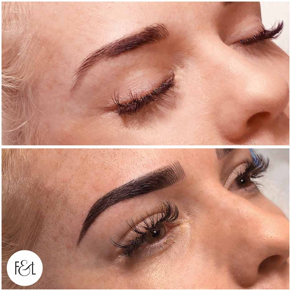feather brow cosmetic tattoo